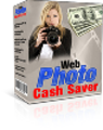 Thumbnail Web Photo Cash Saver With Master Resale Right MRR
