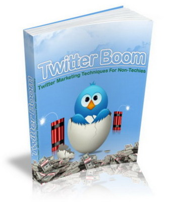 Product picture Twitter Boom MRR