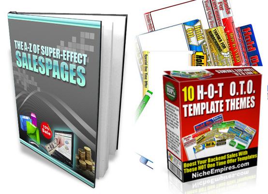 Product picture AZ Super Effective Salespages MRR + 10 New OTO Templates MRR