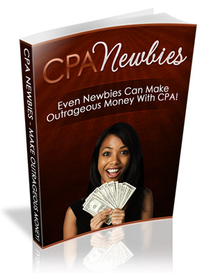Product picture CPA Newbies MRR