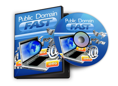 Product picture Public Domain Fast Products VideoTraining MRR