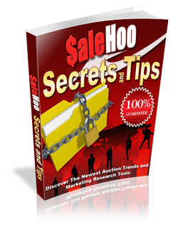 Product picture Salehoo Secrets And Tips With Master Resell Rights MRR