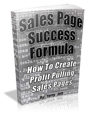 Product picture Sales page Success Formula MRR Includes Master Resell Rights