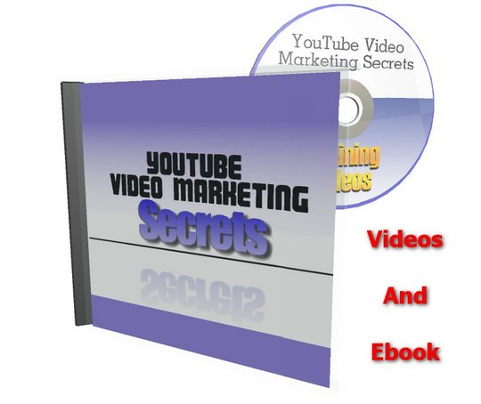 Product picture YouTube Video Marketing MRR Videos plus Ebook